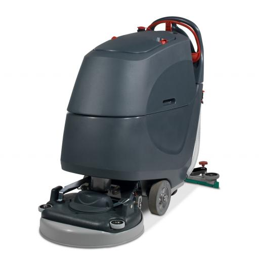 Numatic TGB6055/T Traction Professional TwinTec Battery Scrubber Dryer