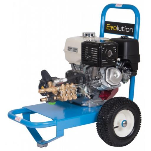 Aquajet AJP-250.15 Petrol pressure Washer
