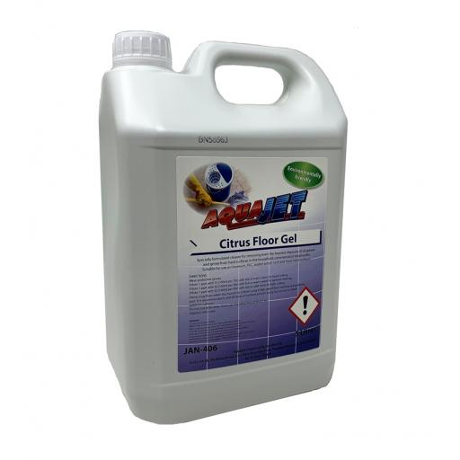 Citrus Floor Gel 5L