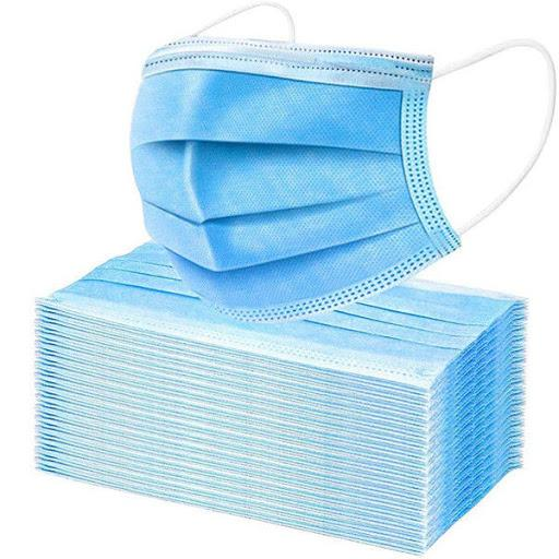 Disposable Non-Woven face masks - Box of 50