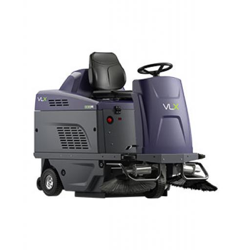 Tennant 838R Ride-On Sweeper