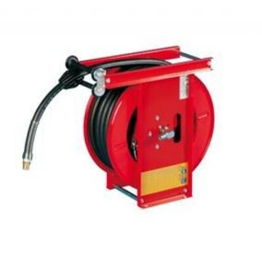 20 METRE SELF-RETRACTING HIGH PRESSURE HOSE REEL