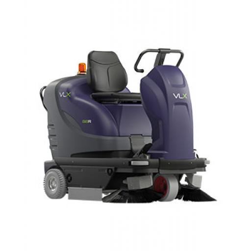 Tennant 181R VLX Small Ride-On Sweeper