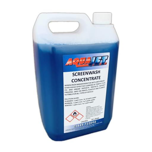 Screen Wash Concentrate