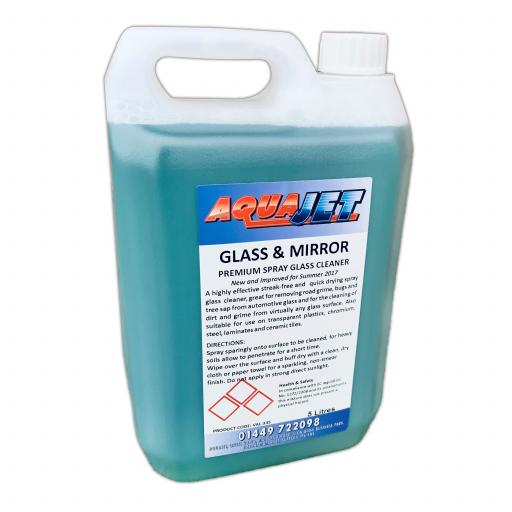 Glass & Mirror Cleaner